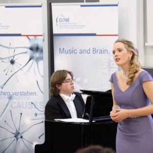 Elisabeth von Stritzky,Music and brain